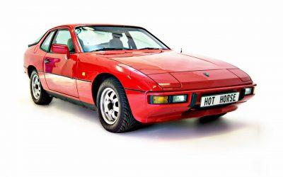 1982 Porsche 924