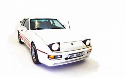 1982 Porsche 944 Series 1