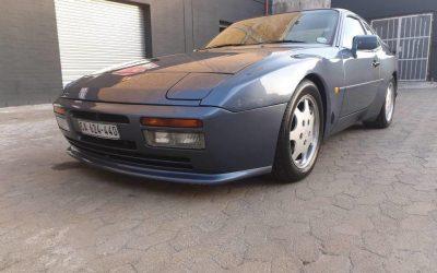 1987 Porsche 944 Series 2